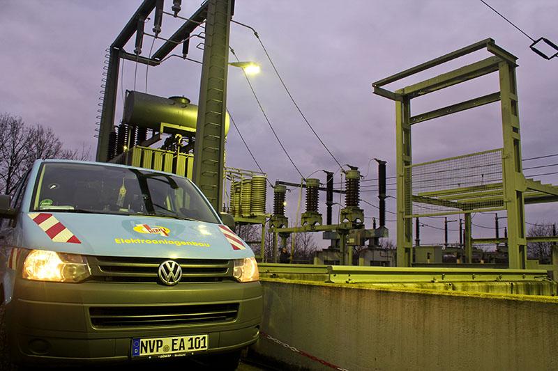 Offshore windpark baltic 1 2010 wurden wir beauftragt die 33